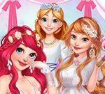 Игра Принцессы Свадебное Преображение
