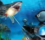 Игра Охота на голодную акулу 2