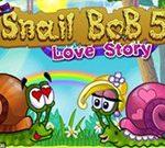 Игра Улитка Боб 5: История любви