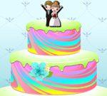 Игра Замечательный свадебный торт / Wonderful Wedding Cake