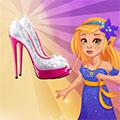 Игра Мария: дизайн обуви